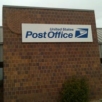 Photo taken at US Post Office by Tam on 4/16/2013