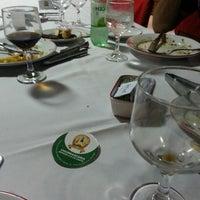 Photo taken at Churrascaria Gaúcha by Thiago M. on 7/20/2013