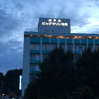 Photo taken at ホテル ビッグマリン奄美 by Hitoshi H. on 7/8/2017