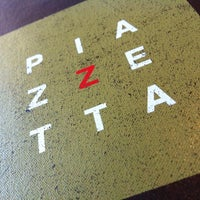 Photo taken at La Piazzetta by Adrian M. on 4/15/2013
