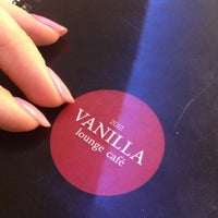 Photo taken at Vanilla by Татьяна И. on 4/14/2013