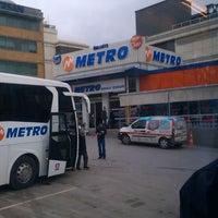 Photo taken at Metro Turizm / Dudullu by Kaan C. on 2/16/2013
