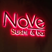 Photo taken at NoVe • Kitchen & Bar by Reinaldo B. on 2/21/2013