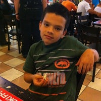 Photo taken at Quiznos Sub by Jorge M. on 11/3/2013