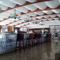 Photo taken at Granada Lobby Bar by Vitaliy T. on 9/13/2013