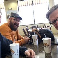 Photo taken at Ahmo's Gyros and Deli by Dan R. on 3/2/2018