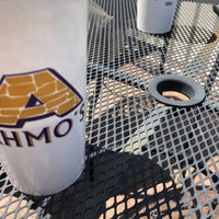 Photo taken at Ahmo's Gyros and Deli by Dan R. on 5/7/2018