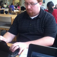 Photo taken at Concordia University Library by Ariel W. on 2/26/2013
