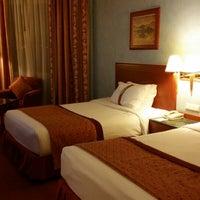 Photo taken at Moevenpick Hotel by Muhana S. on 9/4/2014
