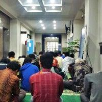 Photo taken at Gedung Rektorat by Jimmy S. on 2/22/2013