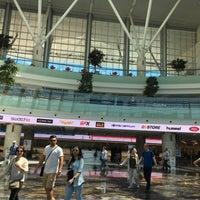 Photo taken at Ankara High-Speed Train Station by Tuğba B. on 6/26/2017