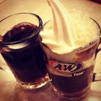 Photo taken at A&W by Ahi M. on 11/28/2013