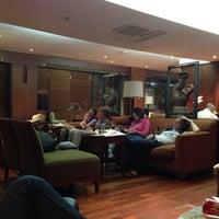 Photo taken at Premier Lounge by Atti J. on 8/23/2013