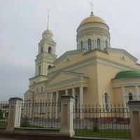 Photo taken at Церковь Троицы Живоначальной by Олег Ш. on 5/27/2013