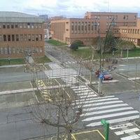 Photo taken at Universidad de León by David M. on 2/22/2013