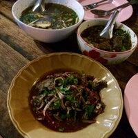 Photo taken at ลาบเมืองป้าว by Jene N. on 12/27/2015