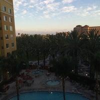 Photo taken at Residence Inn Anaheim Resort Area/Garden Grove by Hana on 8/8/2015