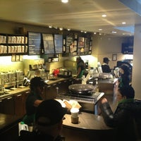 Photo taken at Starbucks by Ray C. on 3/15/2013