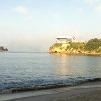 Photo taken at Praia das Flexas by Alfredo C. on 6/1/2013