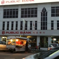 Photo taken at Public Bank by Tay S. on 9/22/2012