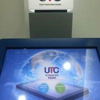 Photo taken at Urban Transformation Centre (UTC) by Zulkifli P. on 7/22/2013