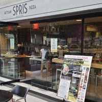 Photo taken at Spris Artisan Pizza by James E. on 9/21/2013
