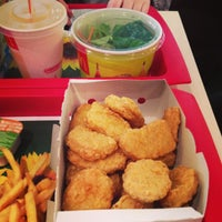 Photo taken at McDonald's by Gašper K. on 3/19/2013
