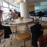 Photo taken at Cathay Pacific Lounge by Andee Y. on 5/6/2013