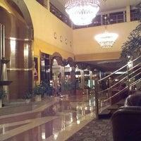 Photo taken at Top Hotel Praha by Va N. on 1/1/2013