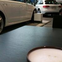 Photo taken at Audi Japan by Hirokazu I. on 11/11/2012