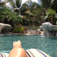 Photo taken at Poolside Ocean Cay by Christa K. on 9/2/2013