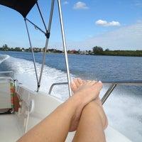 Photo taken at On Da Boat by Christa K. on 2/9/2014