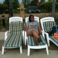 Photo taken at Acropolis North Resort Hotel by Karen V. on 3/12/2013