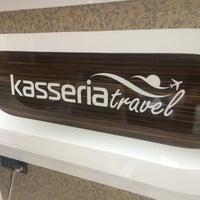 Photo taken at Kasseria travel by Mustafa T. on 3/17/2014