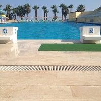 Photo taken at Denizpark Aquapark by Mehmet M. on 6/24/2013