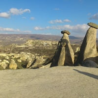Photo taken at Cappadocia by T.C. Şahin ç. on 2/24/2013