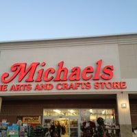 Photo taken at Michaels by Matt K. on 11/17/2012