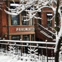 1/16/2013 tarihinde Matt K.ziyaretçi tarafından Pavement Coffeehouse'de çekilen fotoğraf