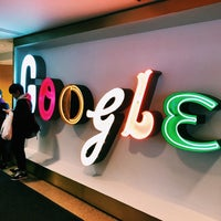 Photo taken at Google New York by Matt K. on 12/11/2017