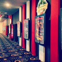 Photo taken at MBO Cinemas by PeJa B. on 12/5/2012