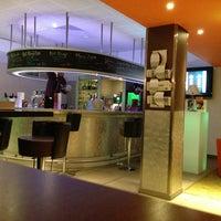 Photo taken at Novotel Cafe by Amar A. on 3/25/2013