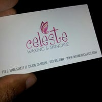 Photo taken at Waxing and Skincare by Celeste by Lee Lee C. on 1/16/2015