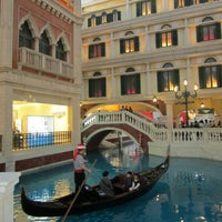 Photo taken at The Venetian Macao by blitzkriëg on 11/3/2012