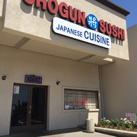 Photo taken at Shogun Sushi by Tin D. on 6/13/2016
