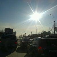Photo taken at Гаражи напротив Ауры by Роман П. on 2/15/2013