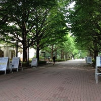 Photo taken at Aoyama Gakuin University by HKyung J. on 7/28/2013