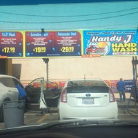 Photo taken at Handy J Car Wash by Kote Beauty House on 6/19/2015