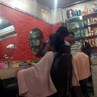 Photo taken at Number One Barber Shop by Fazle R. R. on 8/20/2013