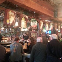 Photo taken at McKnights Irish Pub by Casey B. on 3/16/2013