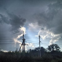"Photo taken at ""Родничок"" by Asya R. on 7/6/2013"